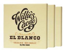 Willie's Chocolate Bars