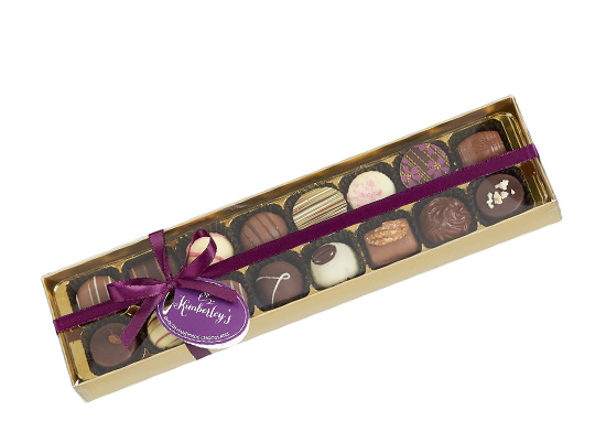Kimberley's Handmade English Chocolates featured image